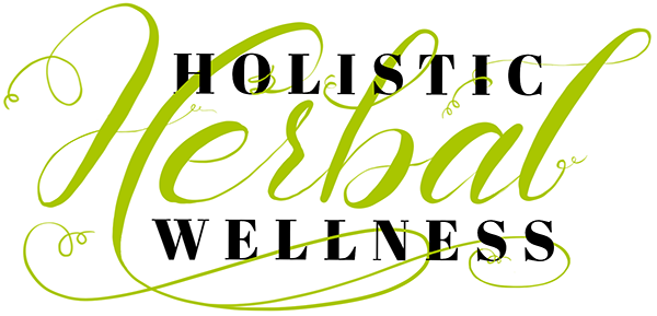 holistic herbal wellness logo