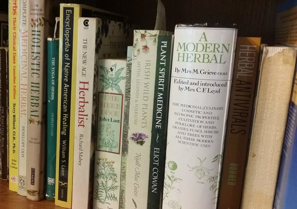 Herbal materia medica books at Bloom
